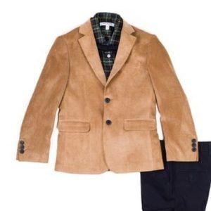 Isaac mizrahi Corduroy sports coat/bonus 2 shirts